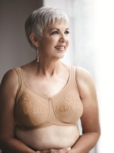 ABC 509 Royal Lace Mastectomy Bra