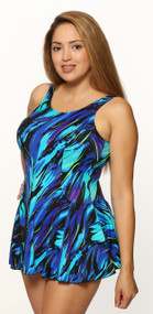 T.H.E. Mastectomy Swim Dress 996-60-749