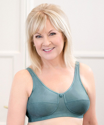ABC 103 Rose Contour Mastectomy Bra