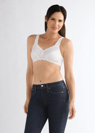Amoena 2900/44233 Jasmin Cotton Stretch Soft Cup Mastectomy Bra