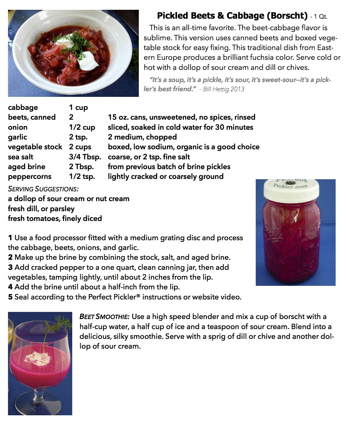 recipe: cold borscht recipe canned beets [31]