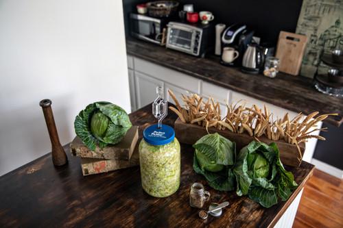 1-Gallon XL Vegetable Fermenting Kit