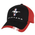 Ford Mustang Pony & Bars Hat (2304)