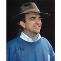 Jack Roush Signed Brown Hat Photo (2402)