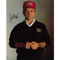 Jack Roush Signed Folgers Photo (2403)