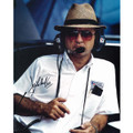 Jack Roush Signed Head Set Photo (2404)