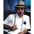 Jack Roush Signed Head Set Photo (2404)
