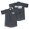 Jack Roush Performance Engineering Charcoal Gray Mechanic Shirt (2636)
