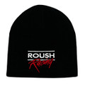 Roush Racing Black Knit Hat (2637)