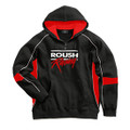 Roush Racing Blk/Red Hoodie (2657)