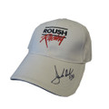 Roush Racing Tan Signed Hat (2712)