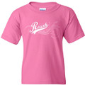Roush Girls Pink Tee (2722)