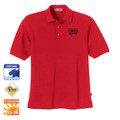 Roush Racing Mens Red Extreme Polo (2807)