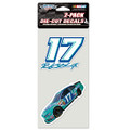 Ricky Stenhouse Jr. 2-Pack Zest Decals (2759)