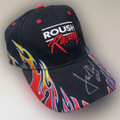Roush Racing Flame Signed Hat (1268)
