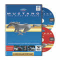 Mustang - The First 50 Years DVD (2887)