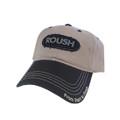 Roush Frayed Gray Hat (2937)