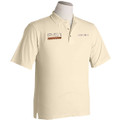 Roush P-51 Breathable Tan Polo (2982)