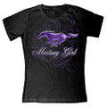 Mustang Girl Ladies Tee (3043)