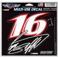 Greg Biffle #16 Multi-Use Decal (3059)