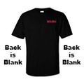 Roush Mens Black Tee (3070)