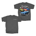 Ford Mustangs Never Enough Toys T-Shirt (3102)