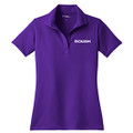 Roush Ladies Purple Breathable Polo (3113)