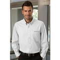 Roush Mens White Long Sleeve Dress Shirt (3183)