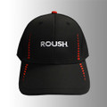 Roush Black Moisture Wicking Hat (3193)