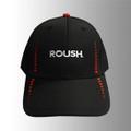 Roush Black Moisture Wicking Hat (3193)