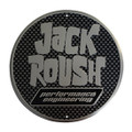 Jack Roush Performance Engineering Round Metal Sign (3244)