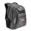 Roush Racing Gray/Black OGIO Excelsior Backpack (3240)