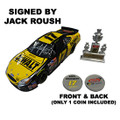 Matt Kenseth 2003 Dewalt Champion 1:24 Die-cast -Signed by Jack Roush (Employee Edition) (3286)