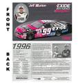 Jeff Burton 1996 Card (2159)
