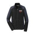 Roush Racing Ladies Black Colorblock Microfleece (3330)
