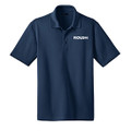 Roush Blue Snag Resistant & Moisture Wicking Polo (3367)