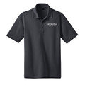 Roush Charcoal Snag Resistant & Moisture Wicking Polo (3368)