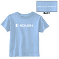 Roush Toddler Blue Square R Tee (3407)