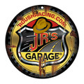 J.R.'s Garage Plastic Sign (3419)