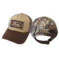 Ford Camo Hat (3453)