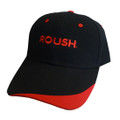Roush Black/Red Split Hat (3466)