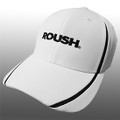 Roush White/Black Colorblock Flex Fit Hat (3510)