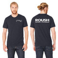 Roush Unisex Dark Heather Midnight Ingenuity Tee (3552)