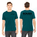 Roush Unisex Deep Teal Ingenuity Tee (3555)