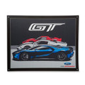 Ford GT Rectangular Metal Sign (3570)