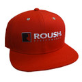 Roush Performance Red Flat Bill Hat (3585)