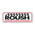 Roush Competition Engines Sticker #2 (3601)