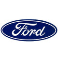 Ford Large Oval Sticker (3623)