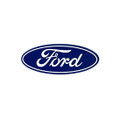 Ford Medium Oval Sticker (3622)