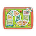 Dinner Winner Fun Kids Plate (3628)